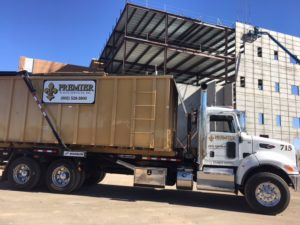 Dumpster rental in Surprise AZ