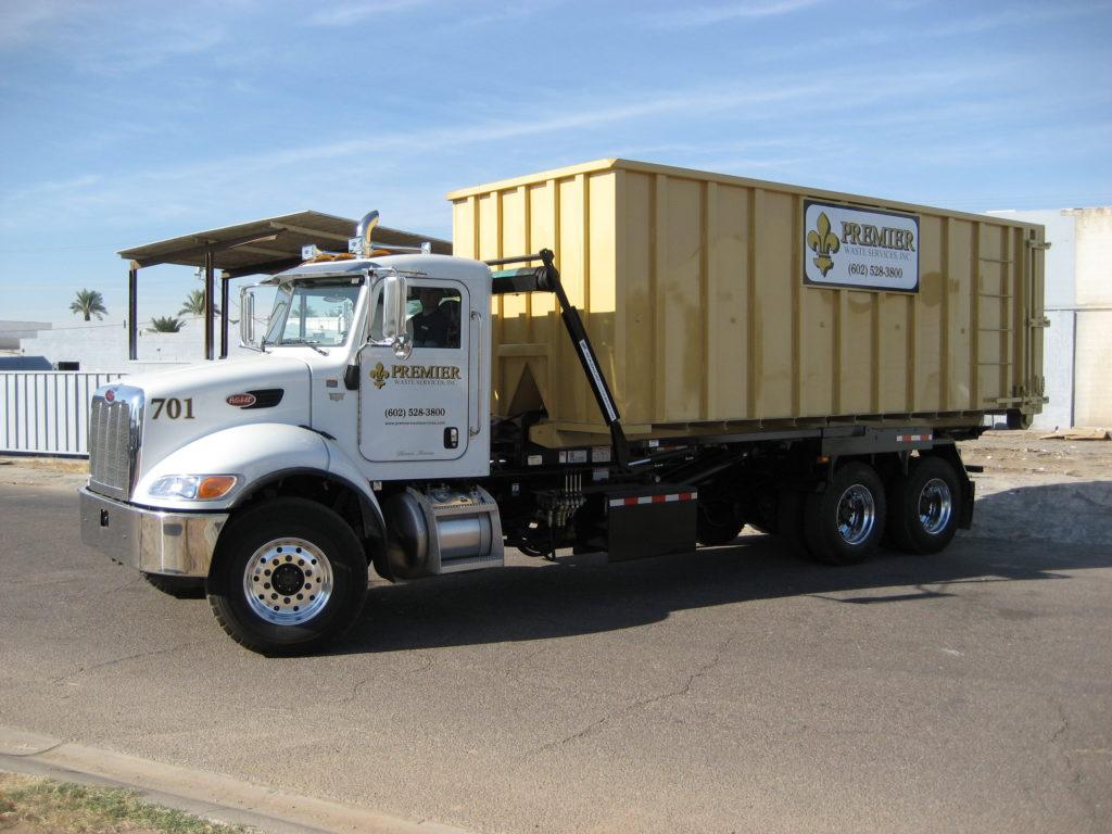 Understanding Dumpster Overage Fees Phoenix AZ